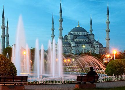 Séjour en Turquie