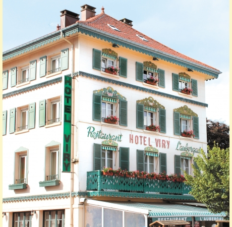 hôtel-aubergade