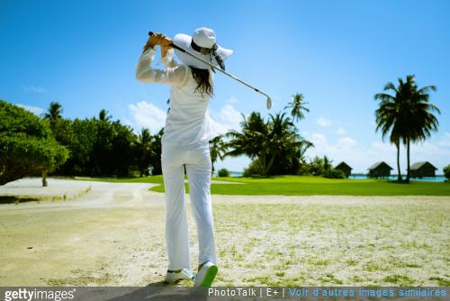ile maurice golf