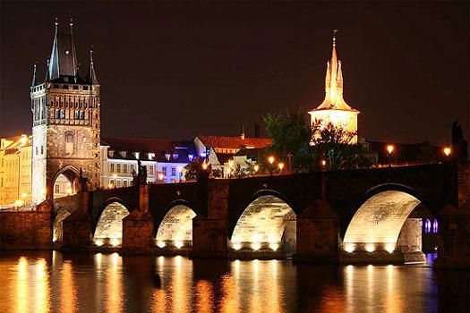 Découvrir Prague, capitale de la république tchèque