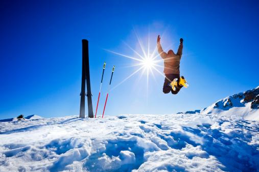 En route vers le plus grand domaine skiable du monde !