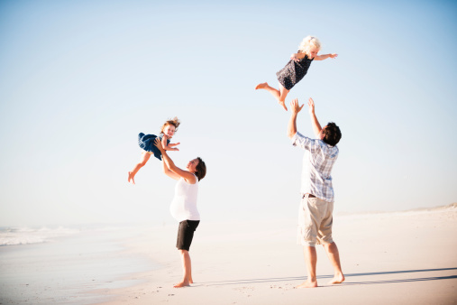 photo vacances famille