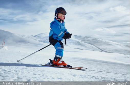 ski-enfant