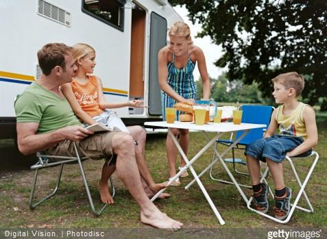 Les vacances en camping-car en famille, pourquoi c'est bien ?