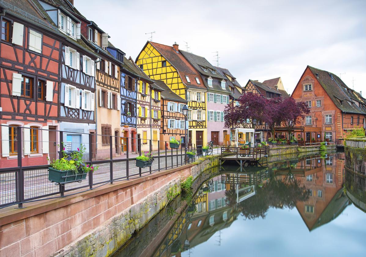 A la découverte de Strasbourg !