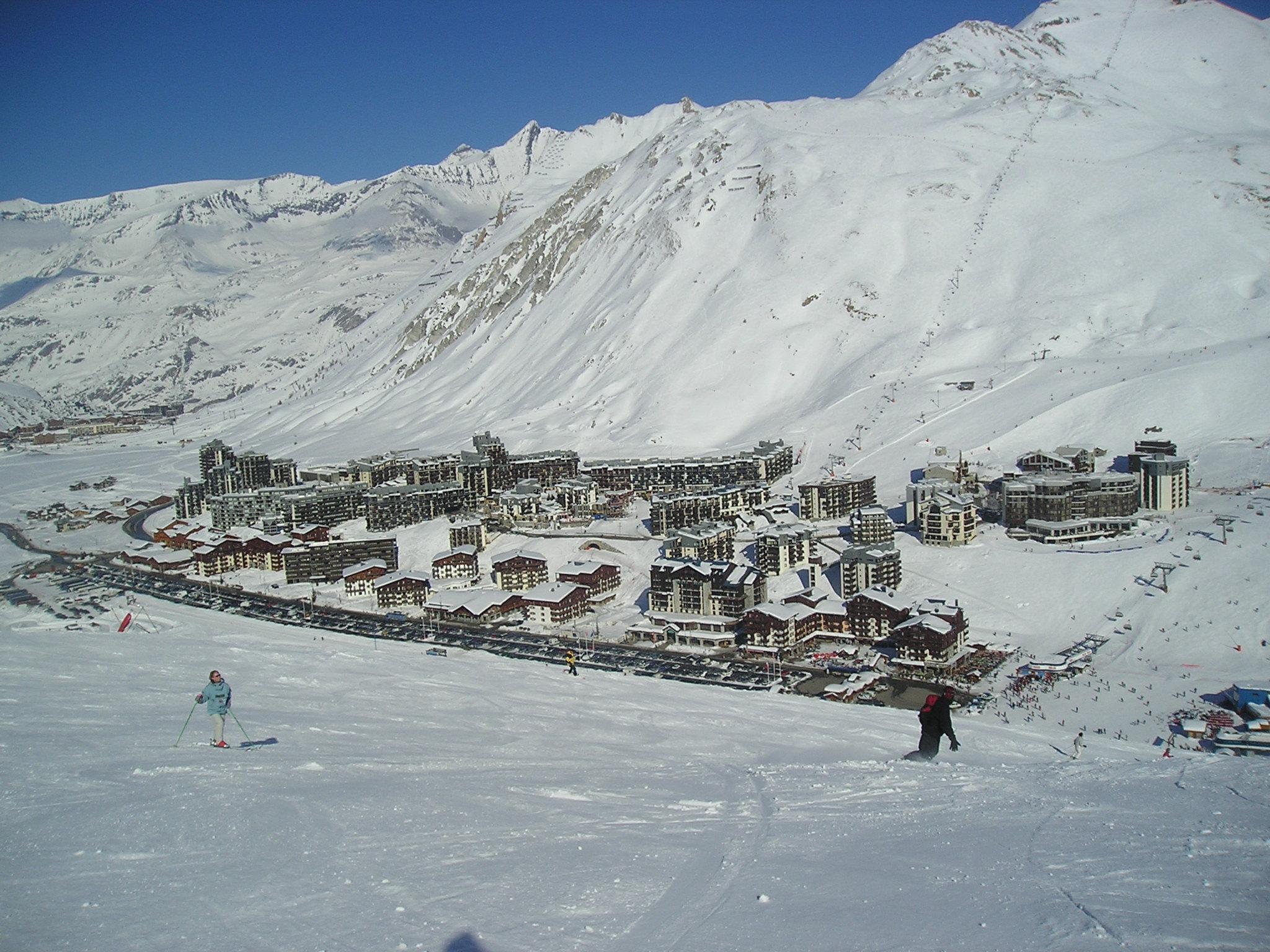 Découvrir la station de ski de Tignes, la capitale du freestyle !