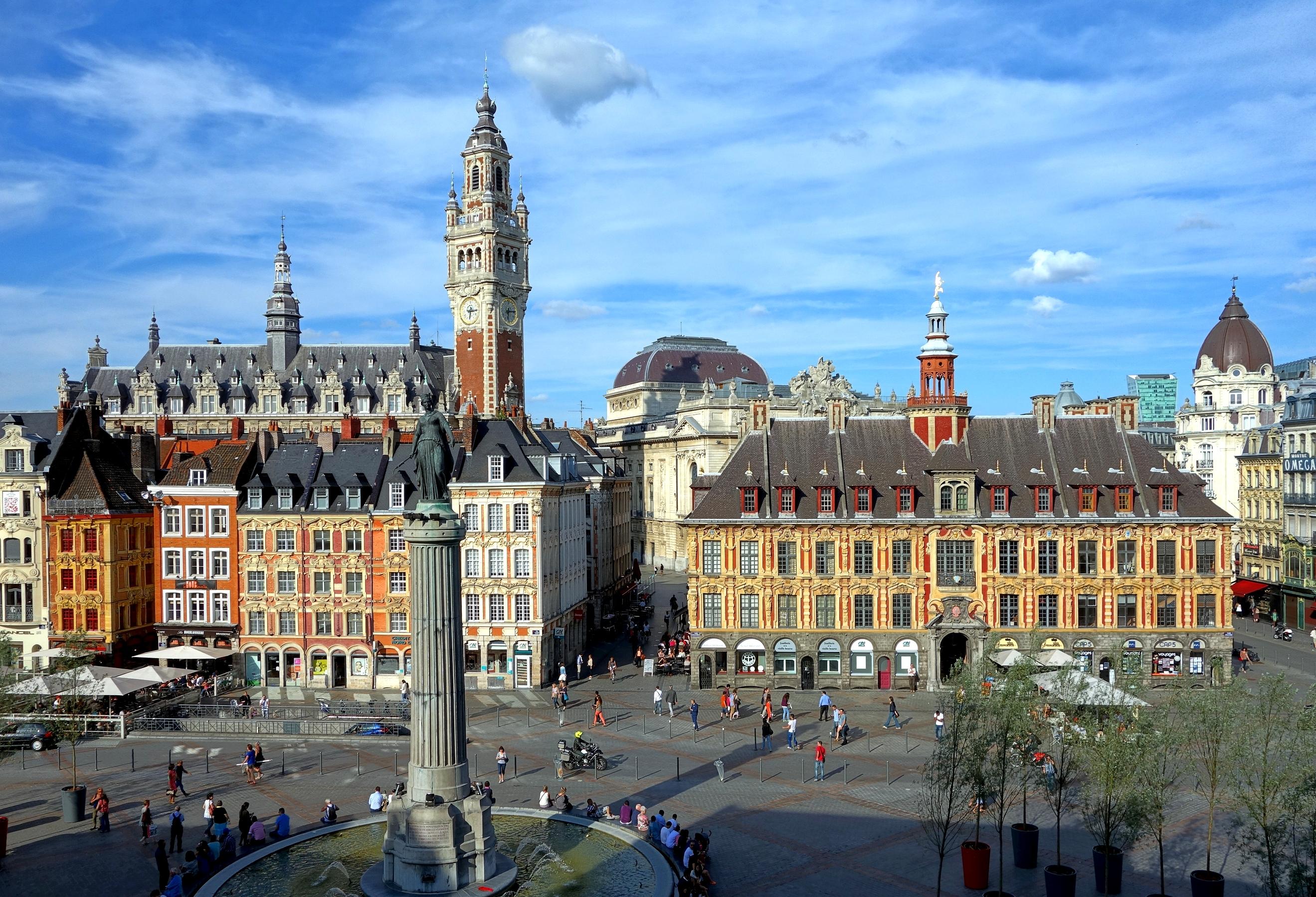 Que faire pendant son séjour à Lille ?